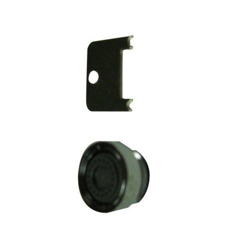 - American Standard 066508-0020A Vandal Resistant Aerator, Polished Chrome