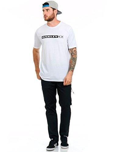 Oakley T-Shirt New Original Weiß
