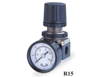 New Mini Air Pressure Regulator 1/4