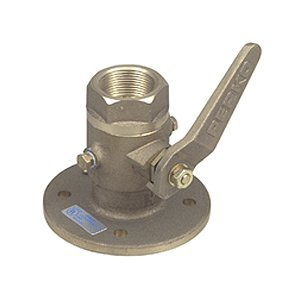 Perko 3/4'' Seacock Ball Valve Bronze MADE IN THE USA by Perko
