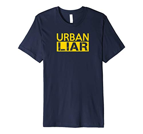 Urban Liar Funny Anti Ohio Coach Fan Shirt
