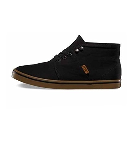 Slim 5 5 Canvas Camryn Sneakers Vans Womens Black BwEqff