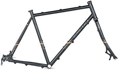 Bombtrack Arise Cyclocross Frame, 51 cm Black (S)