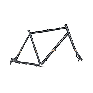 Bombtrack Arise Cyclocross Frame, 54 cm Black (M)