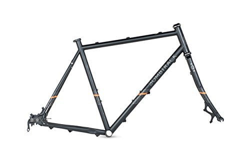 Bombtrack Arise Cyclocross Frame, 58 cm Black (L)