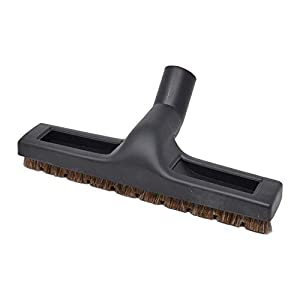 "ZVac Compatible 1 & 1/4 inches 32MM Deluxe Floor Brush Replacement for Most Vacuums Using 1 & 1/4"" Fittings or Attachments"