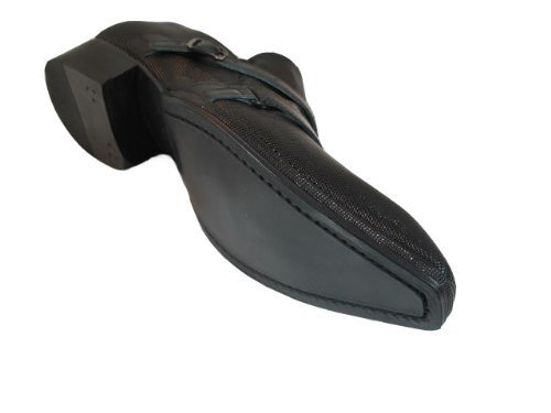 Joe Ghost 1869 Hommes Italiennes Habillées Pointues Chaussures Noires