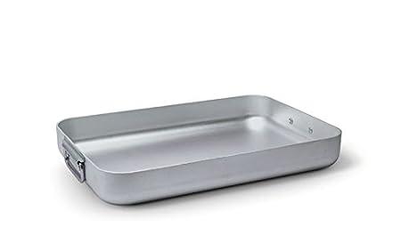 Fuente para horno de baja pesado snodabili de aluminio con asas ...