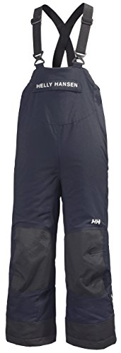 Helly Hansen Kids Rider Insulated Bib, Navy, 16 by Helly Hansen