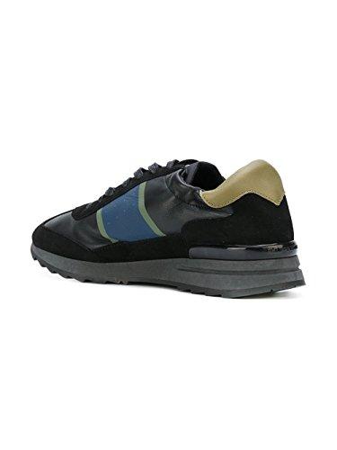 Philippe Model Zapatillas Para Hombre Negro Negro It - Marke Größe, Color Negro, Talla 43 IT - Marke Größe 43
