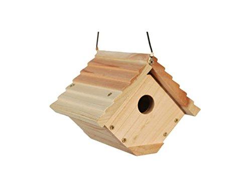 Woodlink Audubon Traditional Wren House Model NAWREN, white
