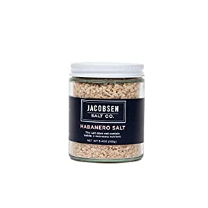 Jacobsen Salt Co. Infused Sea Salt by famous Jacobsen Salt Co.