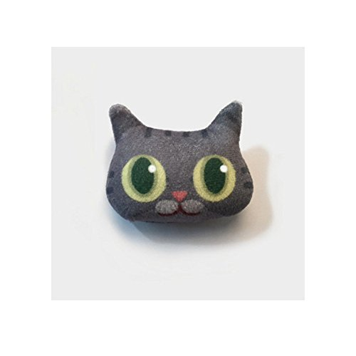 Broadmix Handmade Lovely Kitty Emoji Face Brooch And Pins Buy