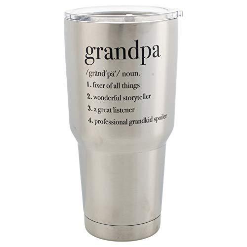 Amazon.com: Grandpa Fixer Storyteller Definition - Taza de ...
