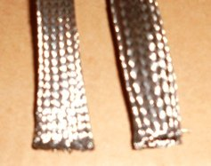 3/8'' 304 Stainless Steel Braided Sleeving (Tubular)