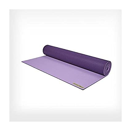 Amazon.com : Jade Yoga 2 tone mat Lavender and Purple by ...