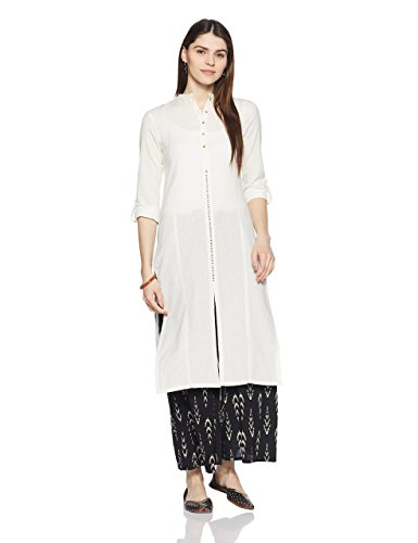 W for Woman 3/4th Sleeve Classic Casual Indian Kurti for Women by W for Woman (Image #5)