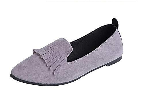 piu a b mocassini piatto scarpe 'le le fondo scarpe semplici di casual mance LIGYM wxqIHO8BTq