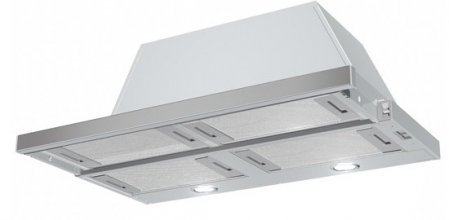 Faber CRIS30SSH 30″ Cristal HC Under-Cabinet Slide-Out Hood with 600 CFM Internal Blower 3-Speed Slide Controls EasySnap Mounting System Fluorescent Light and Front Trim in Stainless