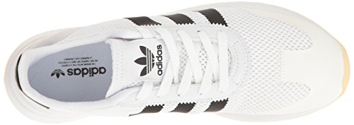 adidas Women's Flashback W Fashion Sneaker White/Black/White discount free shipping sale limited edition buy cheap 100% authentic lvK0i5uPF