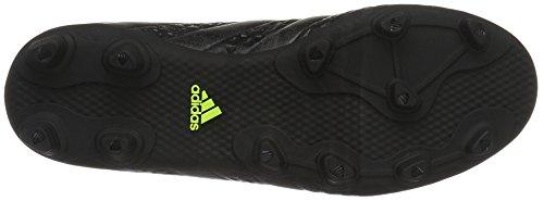 adidas Herren Ace 16.4 Fxg Fußballschuhe Schwarz (core Black/core Black/solar Yellow)