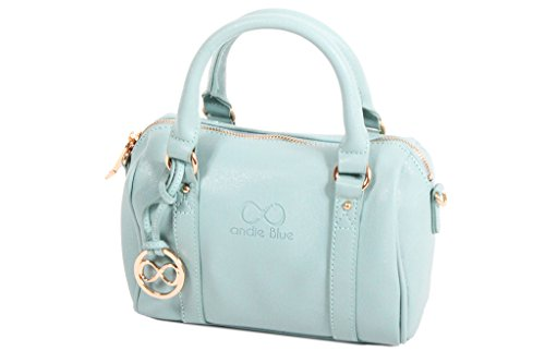 Plateado Meissa S A8083 Bowling Bolso Andie Blue Collection wZPxSq