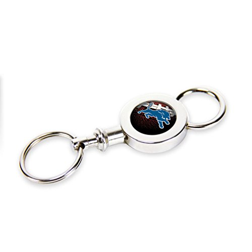 Rico Industries Detroit Quick Release Valet Key Chain