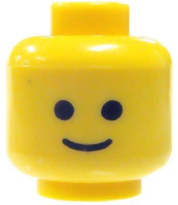 Lego Yellow Heads For Minifigures Amazon Com