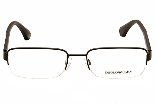 ... Emporio Armani Montures de lunettes 1029 Pour Homme Matte Black, 54mm  3001  Matte Black 9592515e9dfe