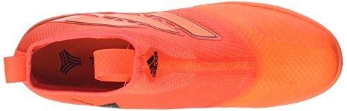 adidas Ace Tango 17+ Purecontrol in, Scarpe per Allenamento Calcio Uomo Multicolore (Solar Red/Solar Orange/Core Black)