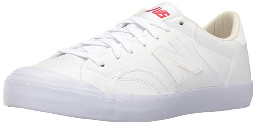 New Balance Mens Procts1 Classic Court Fashion Sneakers White