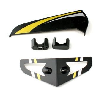 LT-711-09 tail decoration blade LT711 3 Channel with Gyro/Build-in Video Camera-RC Helicopter replacement spare part
