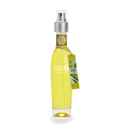 Spray Kitchen Fragrant (Cucina Coriander and Olive Tree 3.3 fl oz Deodorizing Fragrant Kitchen Spray)
