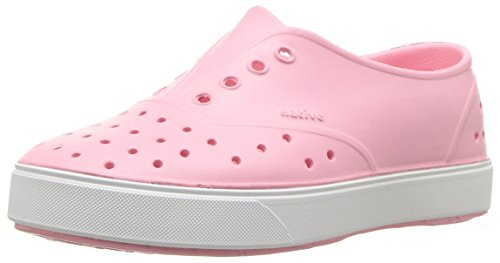 Native Kids Miller Water Proof Shoes, Princess Pink/Shell