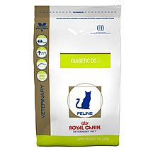 Royal Canin DS Feline Diabetic Cat Food 5 lb, My Pet Supplies