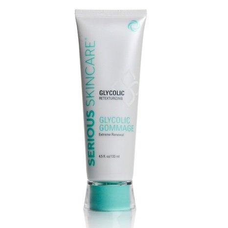 Serious Skincare glycolique Gommage Exfoliant Visage 4.5 Fl. Oz