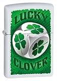 Zippo Lucky Clover Dice Lighter 250