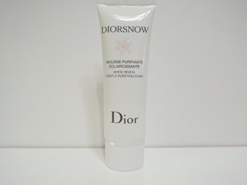 Dior DiorSnow White Reveal Gentle Purifying Foam 50ml x 2 tubes Diorsnow White Reveal Lotion