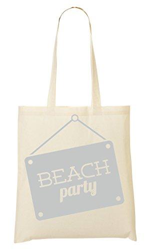CP Beach Party Bolso De Mano Bolsa De La Compra