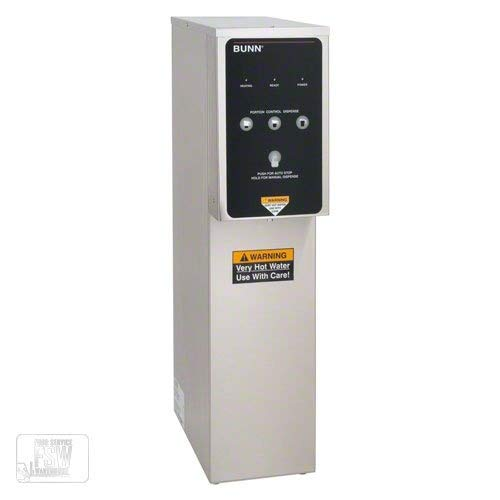 Bunn (39100.0000) - 5 gal Portion Control Hot Water Dispenser (65° to 205°F) - H5E-DV PC