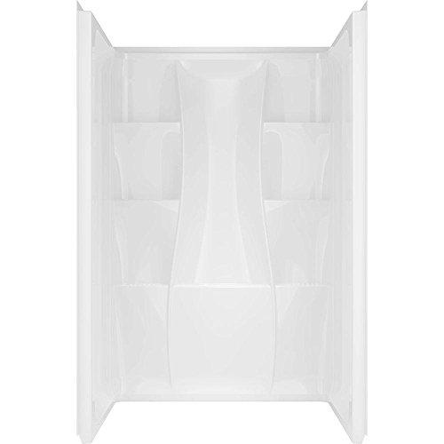 Delta Faucet TV205446 Delta Faucet Co. 34x48 WHT Shwr Wall Set (Wall Shwr)