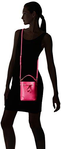 FurlaStacy Mini Drawstring - Bolsa de Hombro Mujer Pinky/Magenta