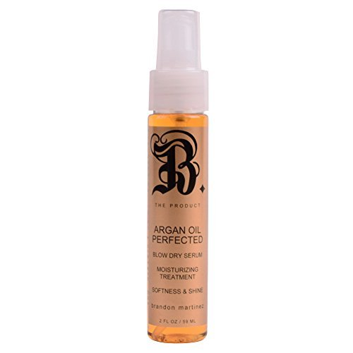 Price comparison product image Argan Oil - 100% Pure and Natural Organic French Argan Oil - 2 Oz. - Excellent for Face, Skin, Nails and Hair Care, Beauty in a Bottle by B. The Product