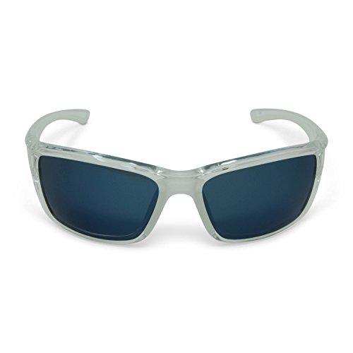 Gafas Flying Marcos con Sol Mate Lens 7721CSB Cristal Smoke de Fisherman Cove polarizado Smoke Mirror de Blue Blue Mirror Lens 1wqCrwEY