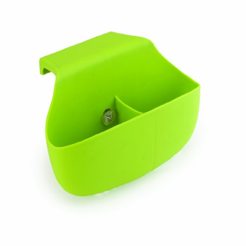 Umbra Side Saddle Sink Caddy, Avocado