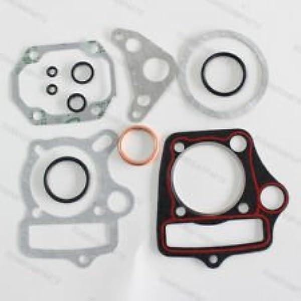 Motorcycle 125 Lifan Engine Gasket Meta Parts Kit 125cc Engine Pit Dirt Bike