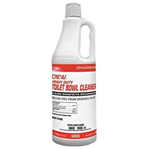 Diversey Crew Mint Blue Toilet Bowl Cleaner