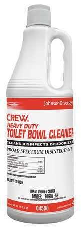 Diversey Crew Mint Blue Toilet Bowl Cleaner