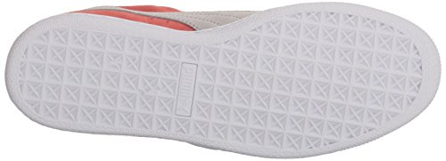 B Classic Brown M Cameo Gray glacier Sneaker White Suede Pink WN Women's Puma US Shell gnWfZC8