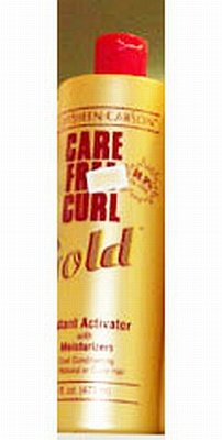 8 oz. Activator/Moisturizer (Pack of 2) by Care Free Curl (Carefree Curl Activator)